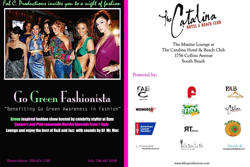 go-green-fashion-event