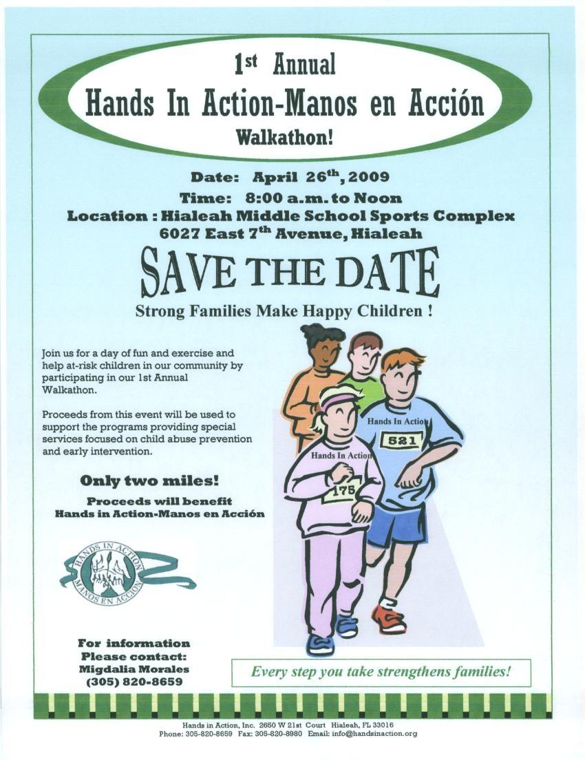 hands-in-action-walkathon-4-2009-poster