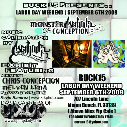 Buck 15 MMCD6