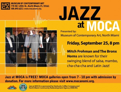 JazzatMOCA_MitchFrohmanBronxHorns