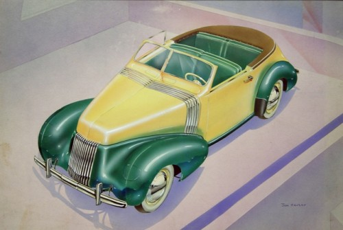 Green_and_yelllow_car