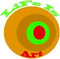 LifeIsArt Logo Sm2