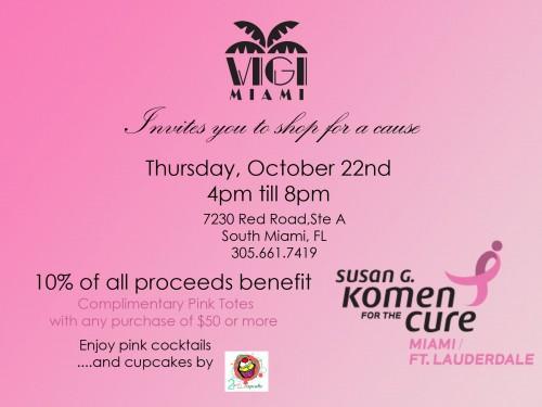 Vigi Event Invite