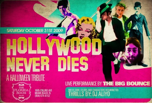 hollywood_never_dieseflyer