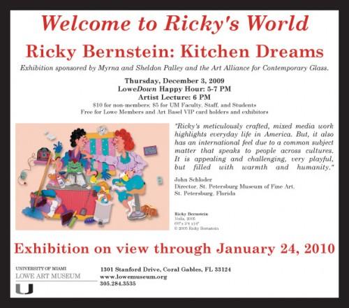 Ricky Bernstein December LoweDown