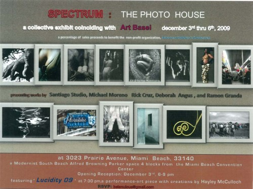 spectrum the photo house page 1