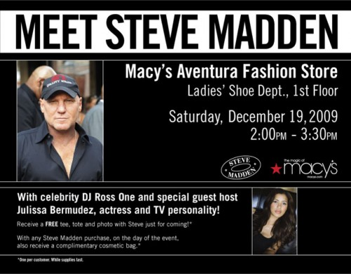steve madden meet the makers
