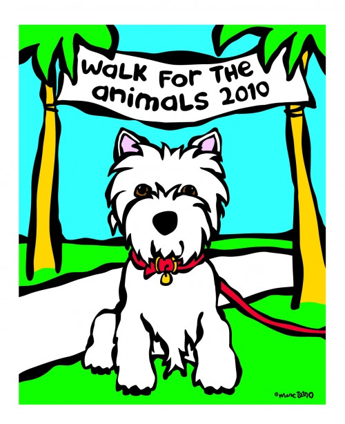 Walk for the Animals 2010