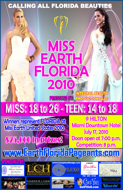 funny things on google earth_11. Miss Earth Florida amp; Miss Teen