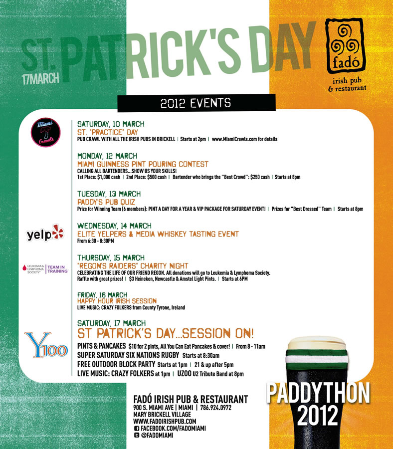 FadoStPatricksDayEvite