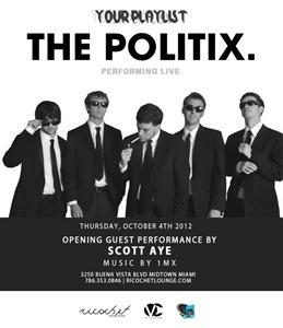 The Politix Ricochet