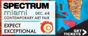 Get Tickets to SPECTRUM Miami Contemporary Art Fair, Dec 4-8, Wynwood Art District