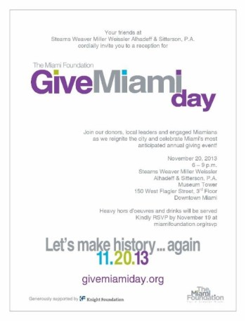 givemiamiday