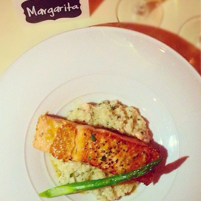 Fashion-Meets-Fine-Dining-Pescecane-Love-Shopping-Miami-Salmon-Risotto