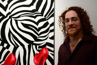 Artist Blake Emory_Zebra Love