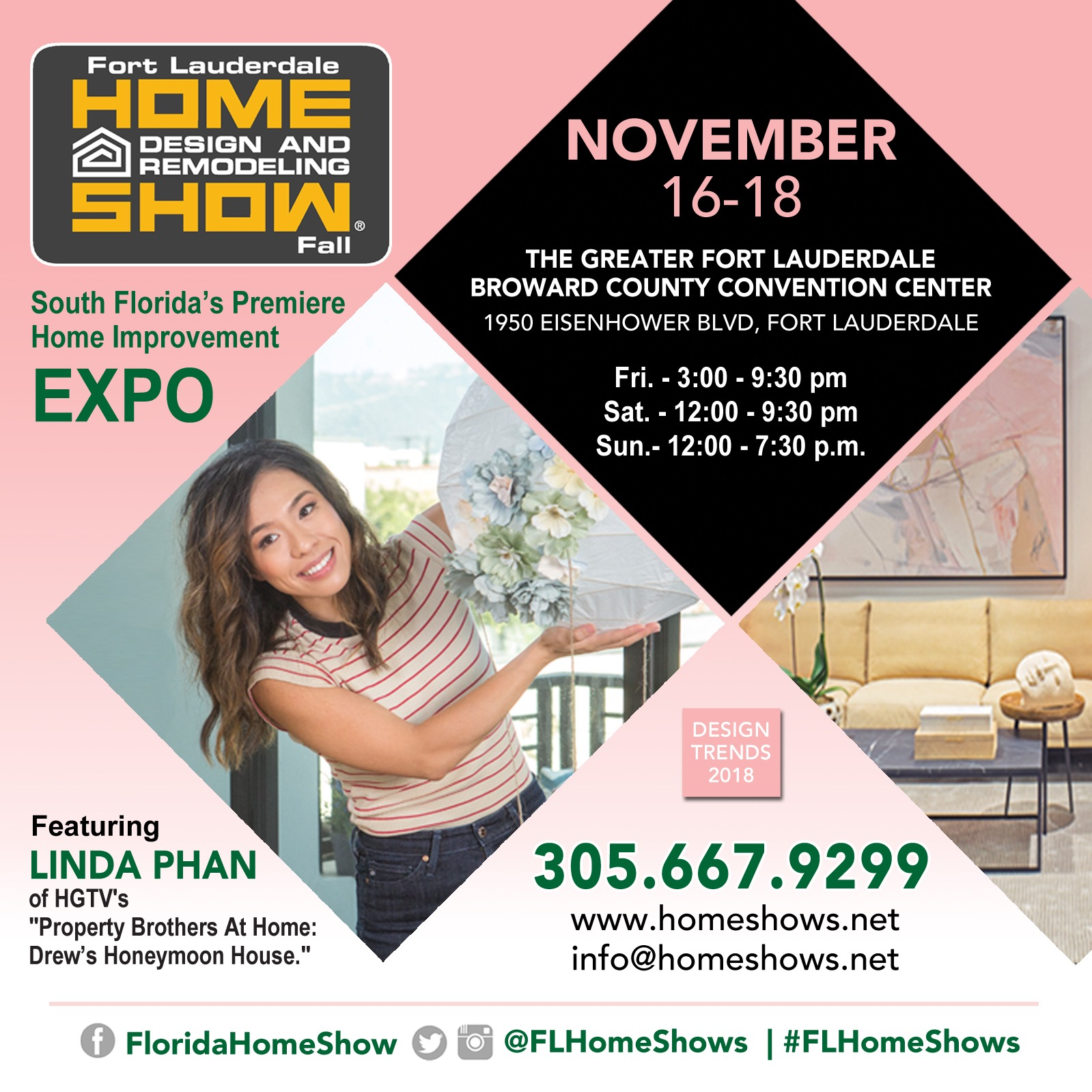 Fort Lauderdale Home Design And Remodeling Show 11 16 18 11