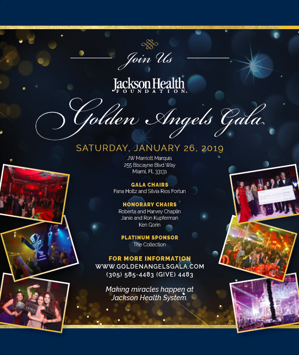 Golden Angels Gala 1 26 19 The Soul Of Miami