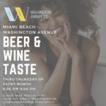 Washington Ave Wine and Beer Taste 9/19/19
