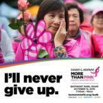 More Than Pink Walk 10/12/19