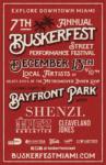 Buskerfest Miami Street Performance Festival 2019 12/13/19