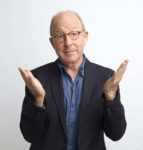 Live Virtual Scholl Lecture Series: Jerry Saltz 4/9/20
