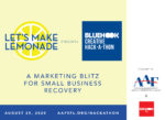 BlueHook Creative Hack-a-thon: A Marketing Blitz for Small Business Recovery 8/29/2020