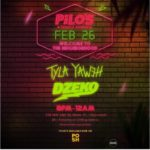 Pilo's Tequila Garden Debuts with DJ Performances and Open Bar 2/26/21