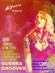 Guerra Grooves @Alfaros 4/25/21