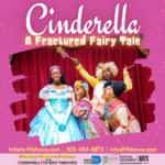 Cinderella, A Fractured Fairy Tale 5/15/21